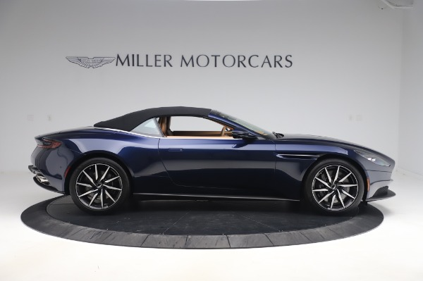 New 2020 Aston Martin DB11 Volante for sale $248,326 at Bentley Greenwich in Greenwich CT 06830 16