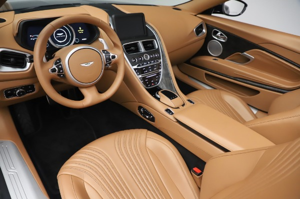 New 2020 Aston Martin DB11 Volante for sale $248,326 at Bentley Greenwich in Greenwich CT 06830 18