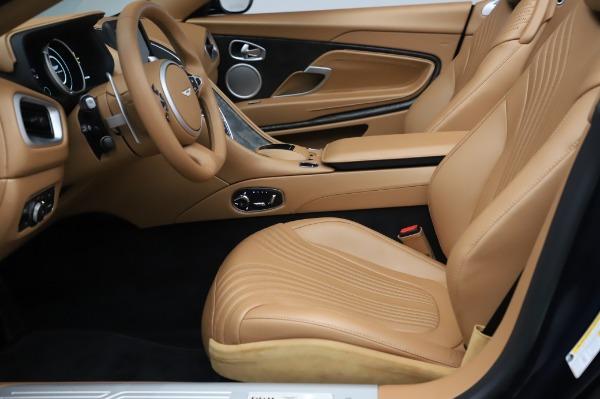 New 2020 Aston Martin DB11 Volante Volante for sale $248,326 at Bentley Greenwich in Greenwich CT 06830 19