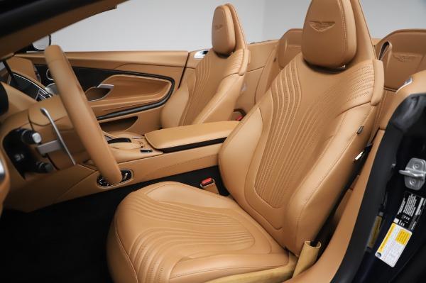 New 2020 Aston Martin DB11 Volante Volante for sale $248,326 at Bentley Greenwich in Greenwich CT 06830 20