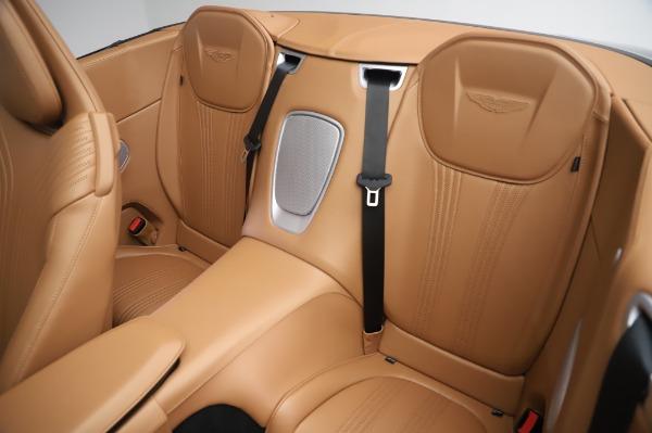 New 2020 Aston Martin DB11 Volante Volante for sale $248,326 at Bentley Greenwich in Greenwich CT 06830 21