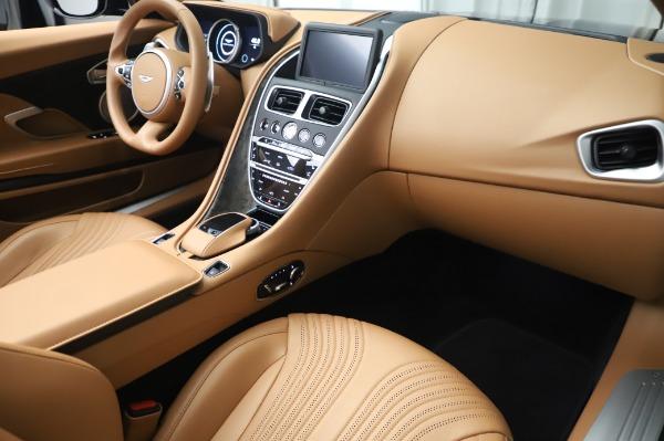 New 2020 Aston Martin DB11 Volante Volante for sale $248,326 at Bentley Greenwich in Greenwich CT 06830 22