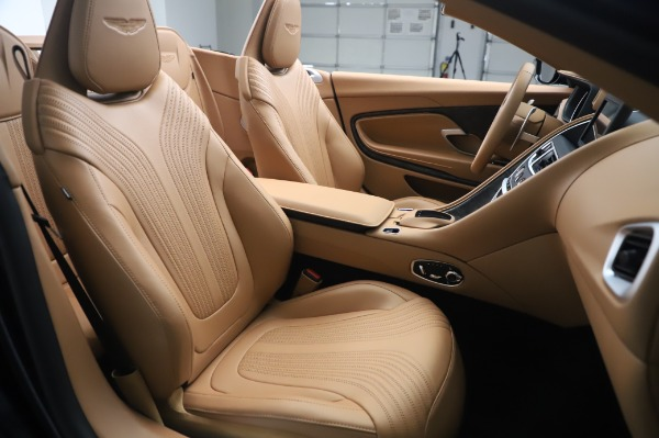 New 2020 Aston Martin DB11 Volante Volante for sale $248,326 at Bentley Greenwich in Greenwich CT 06830 23