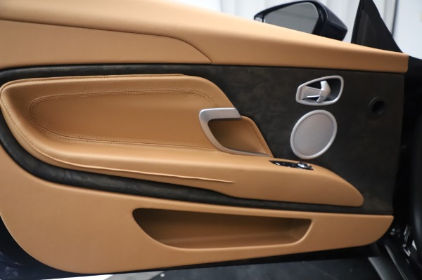 New 2020 Aston Martin DB11 Volante Volante for sale $248,326 at Bentley Greenwich in Greenwich CT 06830 24