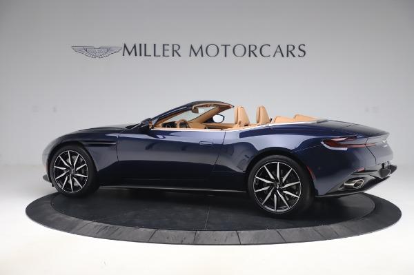 New 2020 Aston Martin DB11 Volante Volante for sale $248,326 at Bentley Greenwich in Greenwich CT 06830 3