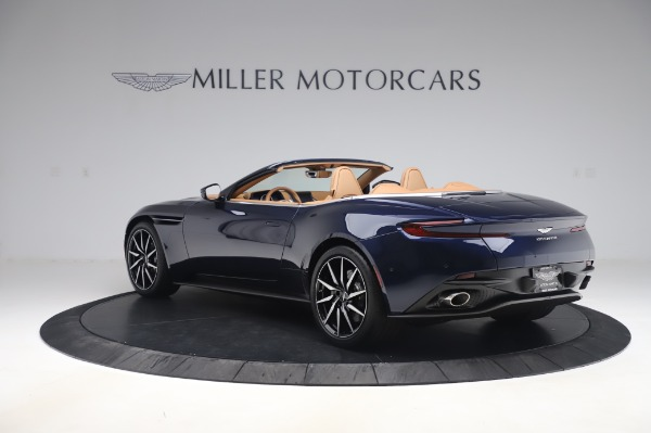 New 2020 Aston Martin DB11 Volante for sale $248,326 at Bentley Greenwich in Greenwich CT 06830 4