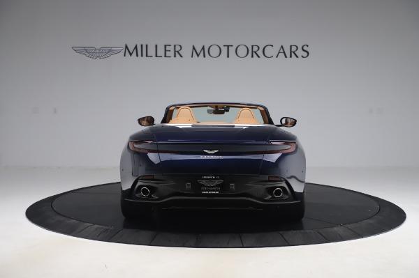 New 2020 Aston Martin DB11 Volante Volante for sale $248,326 at Bentley Greenwich in Greenwich CT 06830 5
