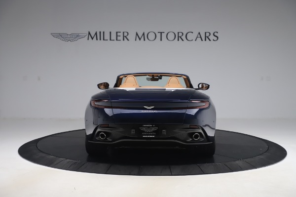 New 2020 Aston Martin DB11 Volante for sale $248,326 at Bentley Greenwich in Greenwich CT 06830 5
