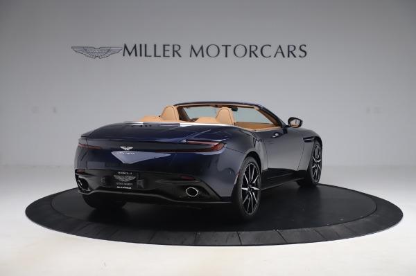 New 2020 Aston Martin DB11 Volante Volante for sale $248,326 at Bentley Greenwich in Greenwich CT 06830 6