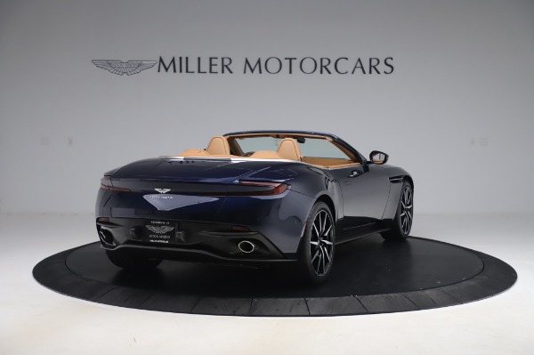New 2020 Aston Martin DB11 Volante for sale $248,326 at Bentley Greenwich in Greenwich CT 06830 6
