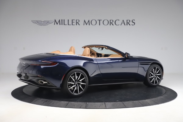 New 2020 Aston Martin DB11 Volante for sale $248,326 at Bentley Greenwich in Greenwich CT 06830 7