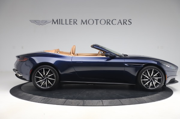 New 2020 Aston Martin DB11 Volante for sale $248,326 at Bentley Greenwich in Greenwich CT 06830 8