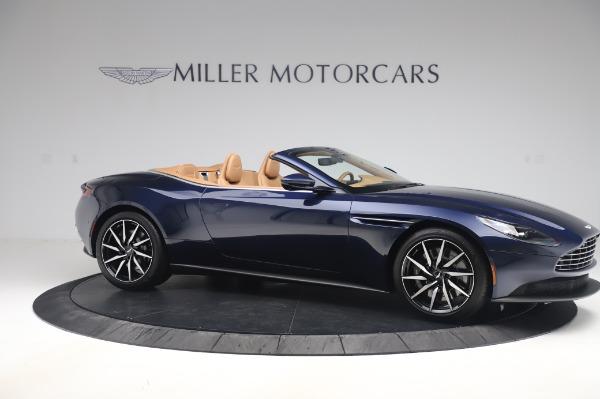 New 2020 Aston Martin DB11 Volante Volante for sale $248,326 at Bentley Greenwich in Greenwich CT 06830 9