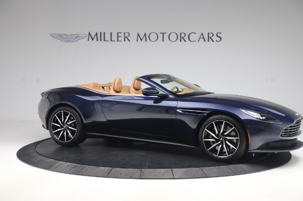 New 2020 Aston Martin DB11 Volante for sale $248,326 at Bentley Greenwich in Greenwich CT 06830 9