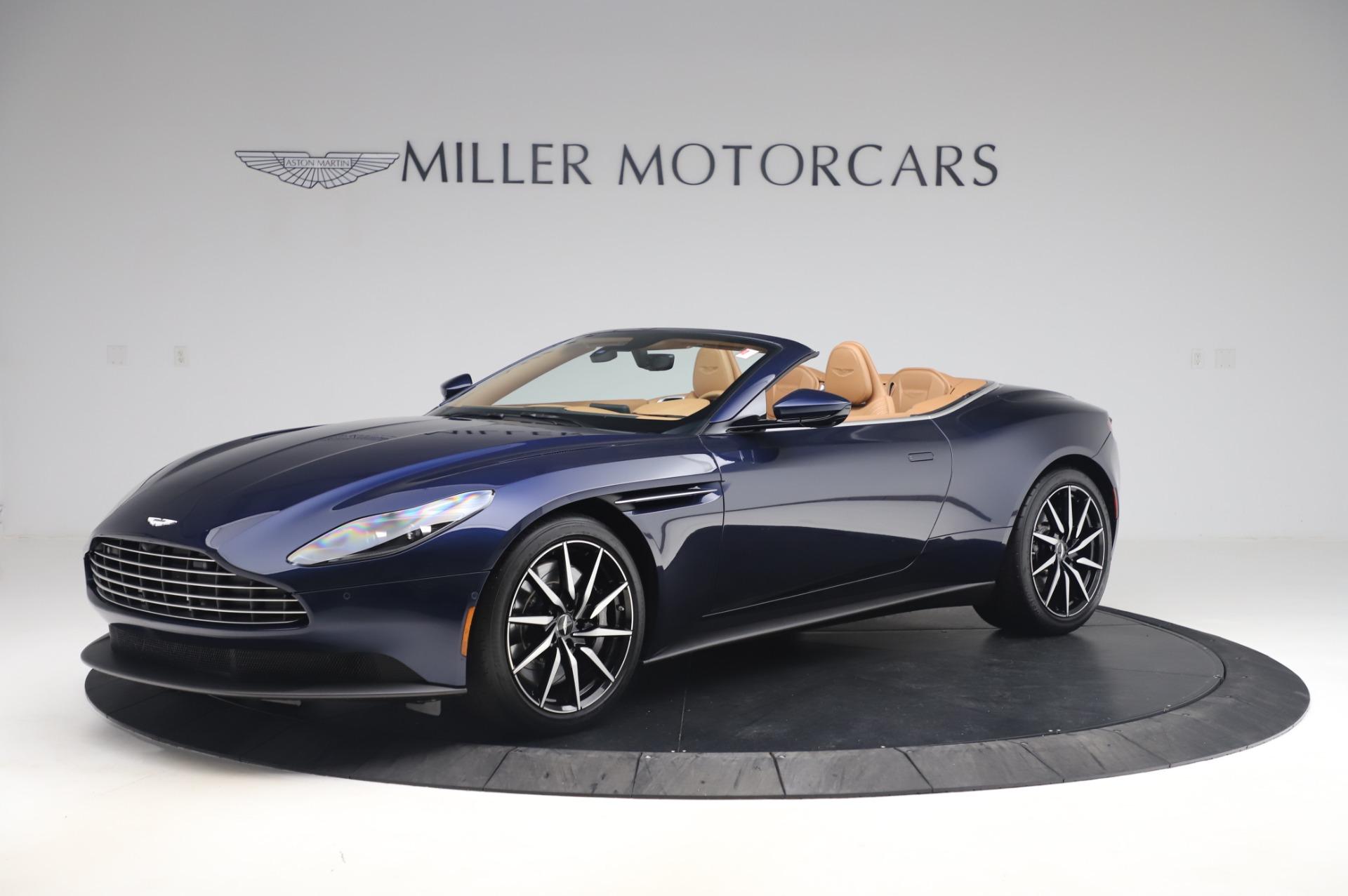 New 2020 Aston Martin DB11 Volante Volante for sale $248,326 at Bentley Greenwich in Greenwich CT 06830 1