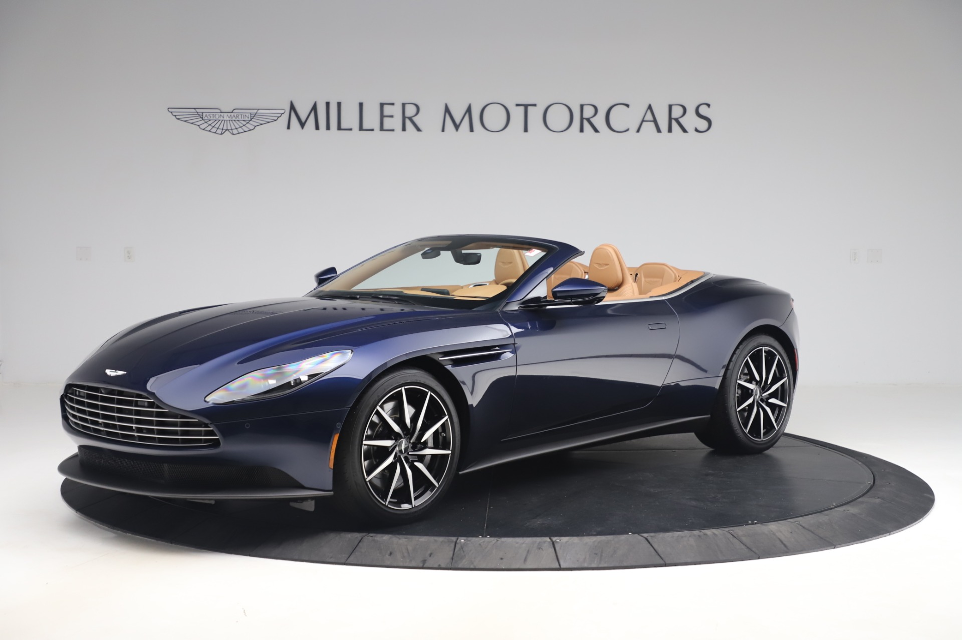 New 2020 Aston Martin DB11 Volante for sale $248,326 at Bentley Greenwich in Greenwich CT 06830 1