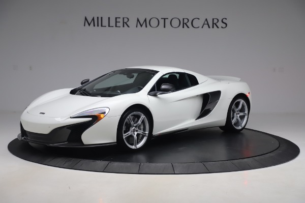 Used 2016 McLaren 650S Spider for sale $152,900 at Bentley Greenwich in Greenwich CT 06830 10