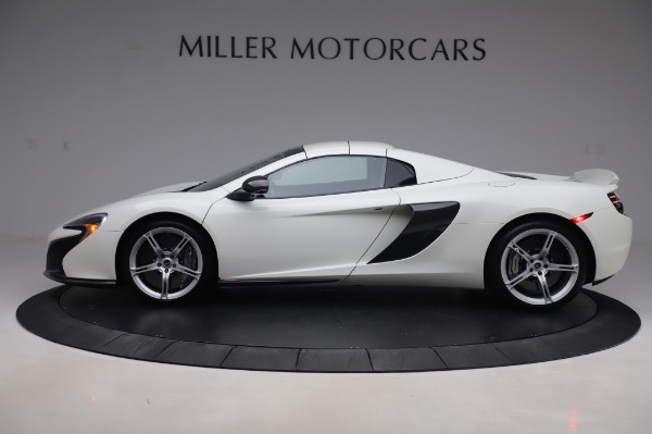 Used 2016 McLaren 650S Spider for sale $152,900 at Bentley Greenwich in Greenwich CT 06830 11