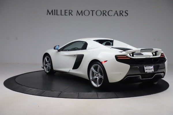 Used 2016 McLaren 650S Spider for sale $152,900 at Bentley Greenwich in Greenwich CT 06830 12