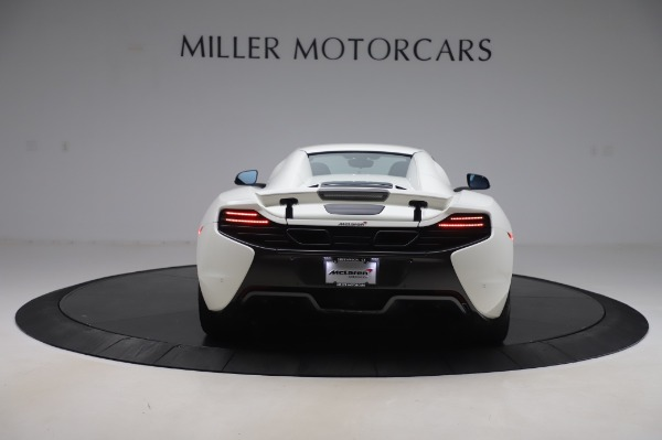 Used 2016 McLaren 650S Spider for sale $152,900 at Bentley Greenwich in Greenwich CT 06830 13