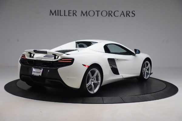 Used 2016 McLaren 650S Spider for sale $152,900 at Bentley Greenwich in Greenwich CT 06830 14