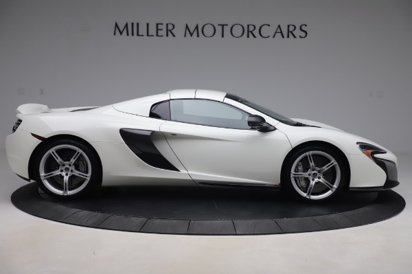 Used 2016 McLaren 650S Spider for sale $152,900 at Bentley Greenwich in Greenwich CT 06830 15