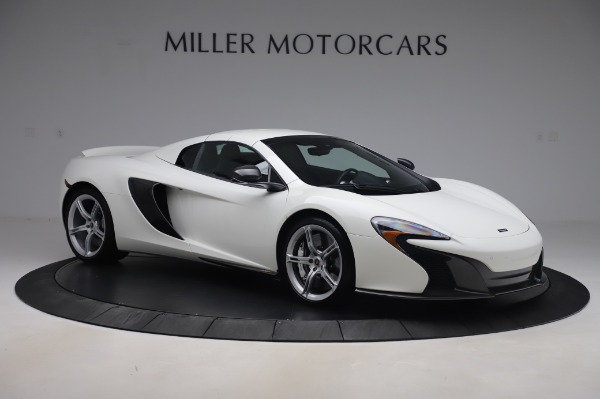 Used 2016 McLaren 650S Spider for sale $152,900 at Bentley Greenwich in Greenwich CT 06830 16