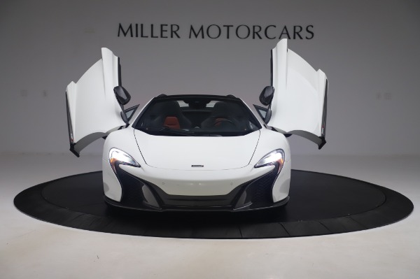 Used 2016 McLaren 650S Spider for sale $152,900 at Bentley Greenwich in Greenwich CT 06830 17