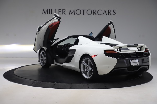 Used 2016 McLaren 650S Spider for sale $152,900 at Bentley Greenwich in Greenwich CT 06830 18