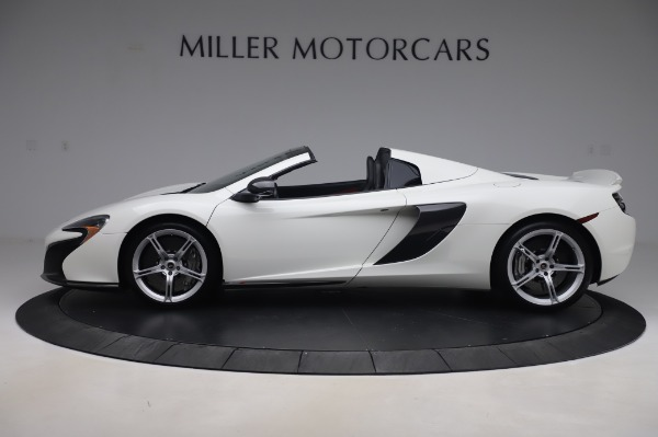 Used 2016 McLaren 650S Spider for sale Sold at Bentley Greenwich in Greenwich CT 06830 2