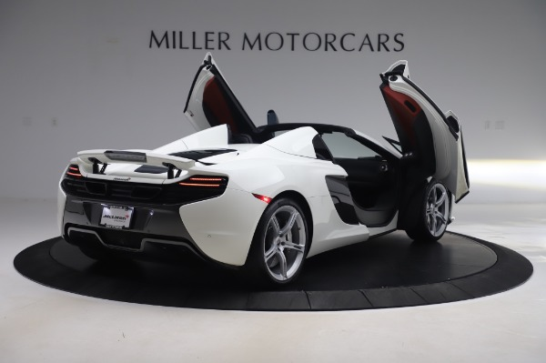 Used 2016 McLaren 650S Spider for sale Sold at Bentley Greenwich in Greenwich CT 06830 20