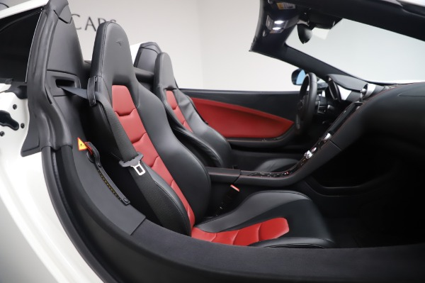 Used 2016 McLaren 650S Spider for sale $152,900 at Bentley Greenwich in Greenwich CT 06830 22