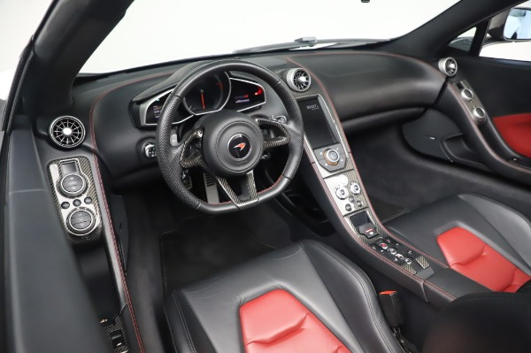 Used 2016 McLaren 650S Spider for sale $152,900 at Bentley Greenwich in Greenwich CT 06830 26