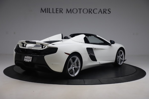 Used 2016 McLaren 650S Spider for sale $152,900 at Bentley Greenwich in Greenwich CT 06830 5
