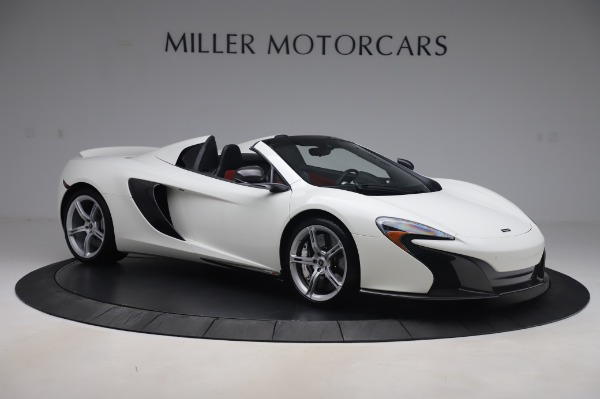 Used 2016 McLaren 650S Spider for sale $152,900 at Bentley Greenwich in Greenwich CT 06830 7