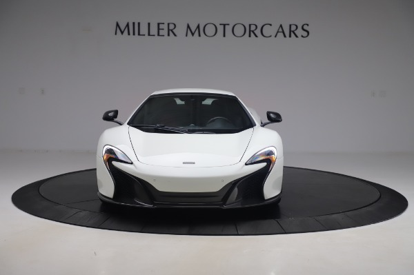 Used 2016 McLaren 650S Spider for sale Sold at Bentley Greenwich in Greenwich CT 06830 9