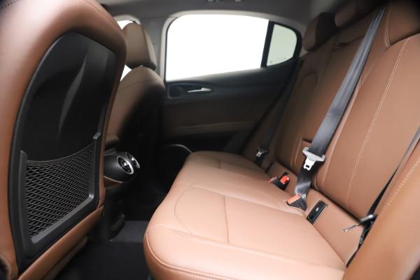 New 2020 Alfa Romeo Stelvio Q4 for sale $49,045 at Bentley Greenwich in Greenwich CT 06830 18