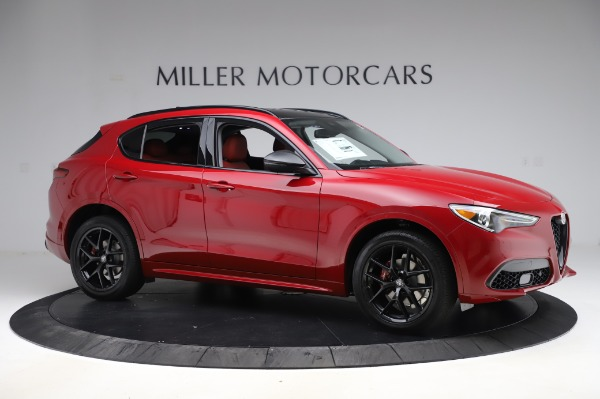 New 2020 Alfa Romeo Stelvio Sport Q4 for sale $50,195 at Bentley Greenwich in Greenwich CT 06830 10