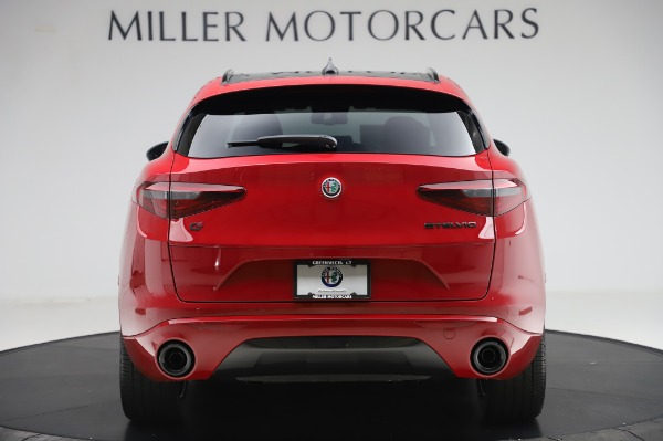 New 2020 Alfa Romeo Stelvio Sport Q4 for sale $50,195 at Bentley Greenwich in Greenwich CT 06830 6