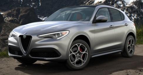 New 2020 Alfa Romeo Stelvio Sport Q4 for sale $50,945 at Bentley Greenwich in Greenwich CT 06830 1