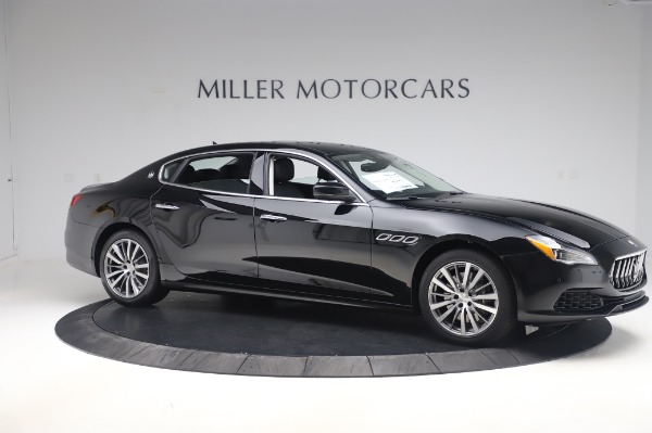 New 2020 Maserati Quattroporte S Q4 for sale $110,999 at Bentley Greenwich in Greenwich CT 06830 10