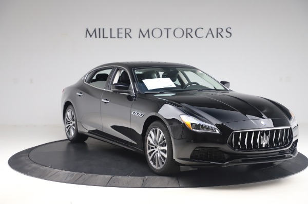 New 2020 Maserati Quattroporte S Q4 for sale $110,999 at Bentley Greenwich in Greenwich CT 06830 11