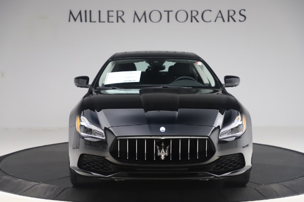 New 2020 Maserati Quattroporte S Q4 for sale $110,999 at Bentley Greenwich in Greenwich CT 06830 12