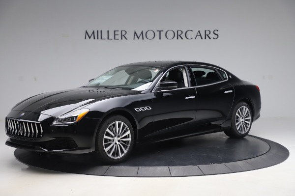 New 2020 Maserati Quattroporte S Q4 for sale $110,999 at Bentley Greenwich in Greenwich CT 06830 2