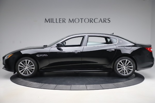 New 2020 Maserati Quattroporte S Q4 for sale $110,999 at Bentley Greenwich in Greenwich CT 06830 3