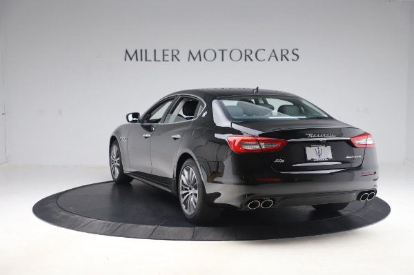 New 2020 Maserati Quattroporte S Q4 for sale $110,999 at Bentley Greenwich in Greenwich CT 06830 5