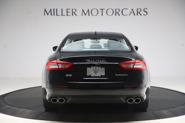 New 2020 Maserati Quattroporte S Q4 for sale $110,999 at Bentley Greenwich in Greenwich CT 06830 6