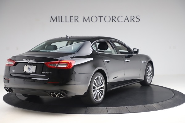 New 2020 Maserati Quattroporte S Q4 for sale $110,999 at Bentley Greenwich in Greenwich CT 06830 7