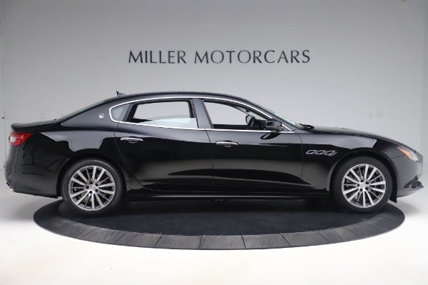 New 2020 Maserati Quattroporte S Q4 for sale $110,999 at Bentley Greenwich in Greenwich CT 06830 9