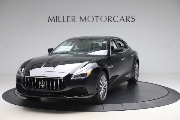 New 2020 Maserati Quattroporte S Q4 for sale $110,999 at Bentley Greenwich in Greenwich CT 06830 1